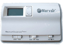 Marvair Classroom Thermostats