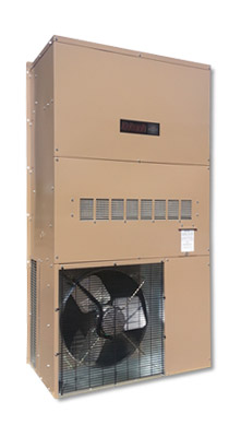 Eubank V and H Series Wall Mount HVAC