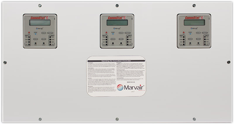 Marvair CommStat 6 HVAC Controller