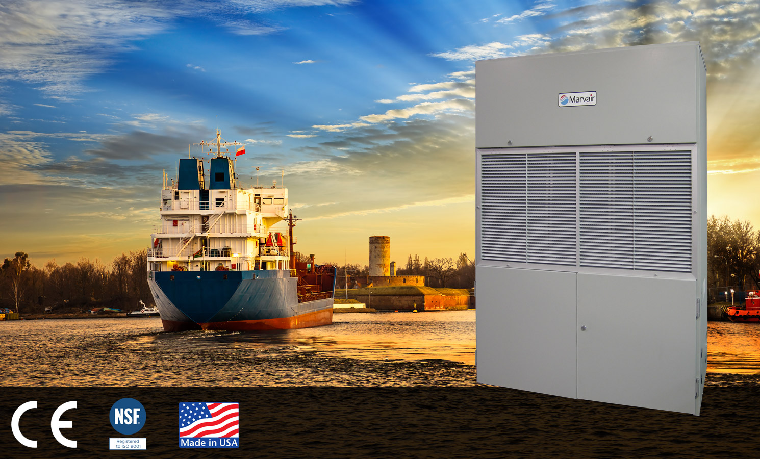 Marvair Marine Air Conditioners