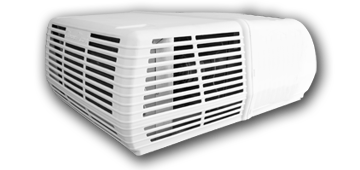 The Mach 15™ Is Equipped With A 1/3 Hp Fan Motor, The Largest Used In An RV  Air Conditioner, Delivering Cool Air At An Incredible 325 CFM (cubic Feet  Per ...