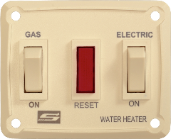 232881_DEL ON-OFF Switch Lamp Plate_Cream