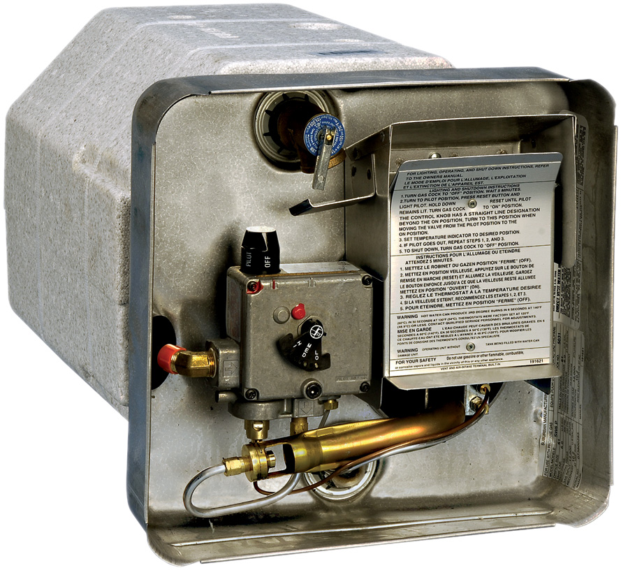 5054A SW6P Water Heater